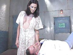 blowjob, rimjob, transsexual, babe, doctor, hospital, tattooed, ts seduction, kink, will havoc, morgan bailey