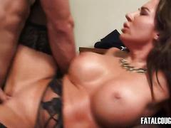 big boobs, brunette, hardcore, mature, milf, big tits, fucking, sucking, riding