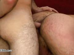 Cock jerking and butthole pumping