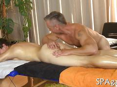 Wild massage for gay bear movie film 1