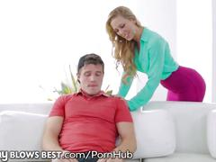 big dick, blonde, blowjob, milf, mommy-blows-best, big-tits, big-boobs, cumshot, big-dick, facial, big-cock, mom, mother, cock-sucking