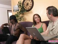 Maxcuckold.com his cheating wife love black dick