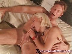 Velvet swingers club couple experienced swinger milfs promo