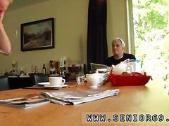 Teen maid minnie manga slurps breakfast with john and david how will it end