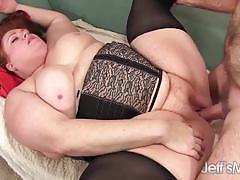 Randy julie ann more gets her pussy pummelled