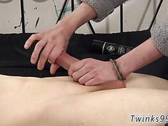 Male to male mutual masturbation video how much wanking can he take