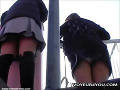 Voyeur movie young girls upskirt