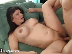 Horny step mom needs cock now!!