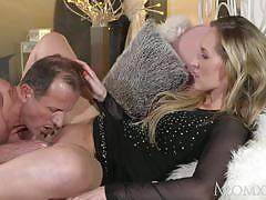 Naughty milf gets her pussy nailed