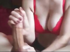 babes, big boobs, close-ups, cumshots, handjobs, top rated