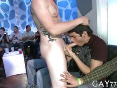 Gobbling the fat dick and the session is flawless