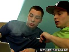 amateur, blowjob, handjob, twink, smoking, fucking machine