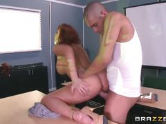 Brazzers - britney amber fucks the camera man