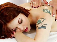 Only girls allowed in hot massage with rilynn rae and bree daniels
