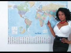 Donna ambrose aka danica collins - weather forecaster