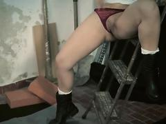Scarlett empresta-me a tua ferramenta / the right tool for the job