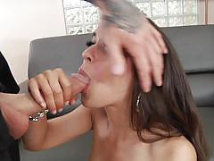 Ass to mouth action from sexy girl ziggy star