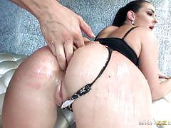 Brunette brittany shae ass fucking to the max