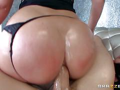 brittany shae, brunette, blowjob, riding, doggystyle, cumshot, ass, facial, anal, reverse cowgirl, fingering, vibrator, oil, cowgirl, ass fuck, sucking
