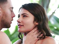 hairy, babe, outdoor, erotica, pussy licking, romantic, brunette, erotica x, adria rae, seth gamble