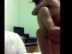 Casal novinho metendo - young couple in love