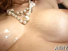 Gobbles up the fat dick and the cock suck rocks