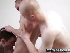 bareback, blowjob, threesome, rimjob