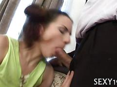 Sexy les in wild seduction video