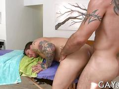 massage, bareback, blowjob, hardcore, gay
