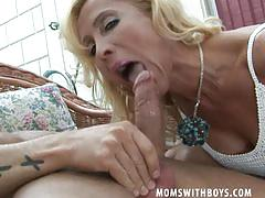 blowjob, hardcore, cumshot, blonde, milf, sexy, pussy, spreading, mature, old