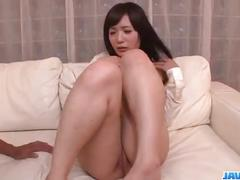 Big dick to smash tsukushiґs shaved cherry