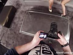 Gopro bts footage with alison tyler & daisy monroe