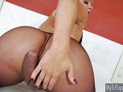 Big tits ts walkiria drumond ass fucking with nasty dude