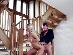 Sienna partakes of some friendly stranger @ hot wife confessions