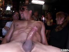 Party time with horny ladies