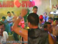 Emo gay guys have sex video this epic male stripper party heaving with over 100 dudes