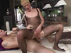 Barbara sweet and her pal getting pounded in their buttholes