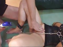 Amateur slave girl