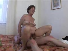 Hairy pussy ugly granny