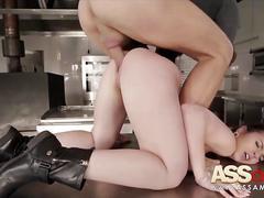 Nekane anal pounding
