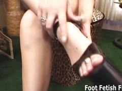 Your reward is a nice footjob joi