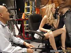 Babe alexa grace takes on this huge dick