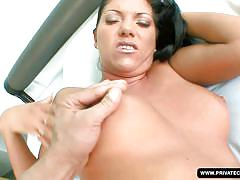 Wanda fucks in pov in private casting