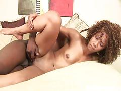 Misty stone rides this hard dick
