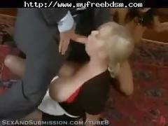 The wife and the servant bdsm bondage slave femdom domination