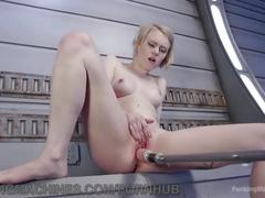 blonde, masturbation, toys, fuckingmachines, adult-toys, masturbate, striptease, vibrator, mastrubation, solo-girl, tattoos, fucking-machine, dildo, shaved