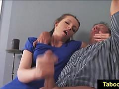 Cock wanking skills