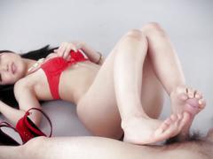 asian, foot fetish, footjob, hd videos, japanese