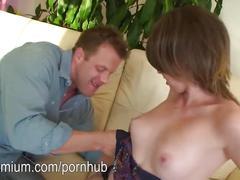Skyla ryann gets fucked hard in her wet pussy