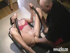 Sultry wife fisted